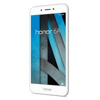 Honor 6A Silver vorne