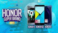 Honor Super Brand
