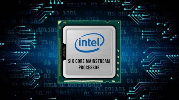 Intel Coffee Lake 6-Kern