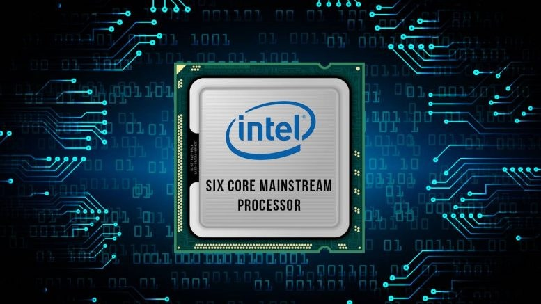 Intel Coffee Lake 6 lõi