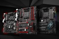 MSI AMD AM4 Mainboards