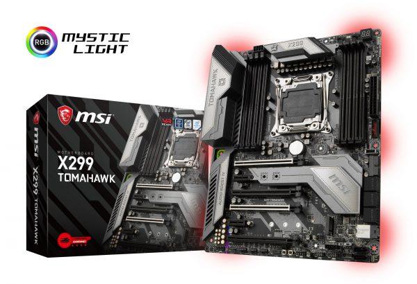 MSI X299 Tomahawk
