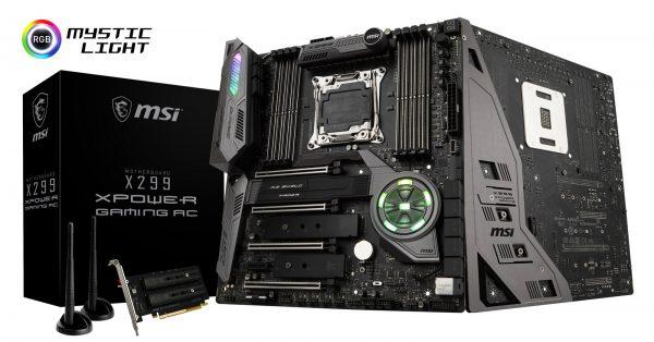MSI X299 Xpower Gaming AC Box