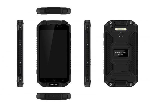 Oukitel K10000 MAX Black