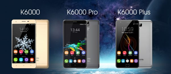 Oukitel K6000 and K6000 Pro and K6000 Plus