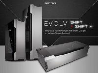 Phanteks Evolv Shift und ShiftX
