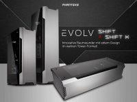 Phanteks Evolv Shift und ShiftX