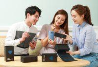 Samsung Galaxy Note Fan Edition Korea