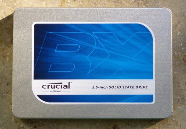 Crucial BX300 Vorderseite