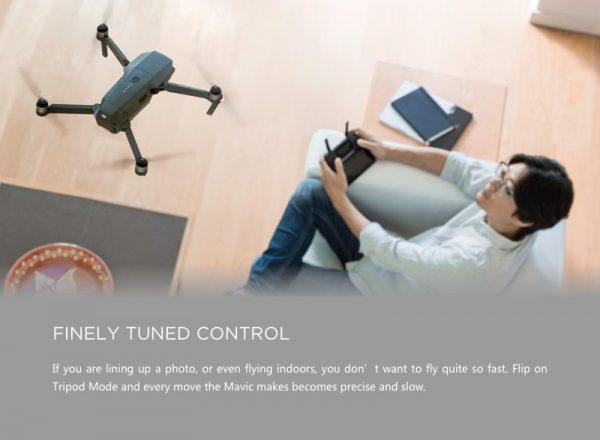DJI Mavic Pro Control