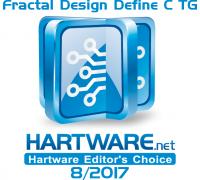 Fractal Design Define C TG Redaktionstipp