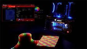 Gigabyte Aorus X399 RGB Fusion