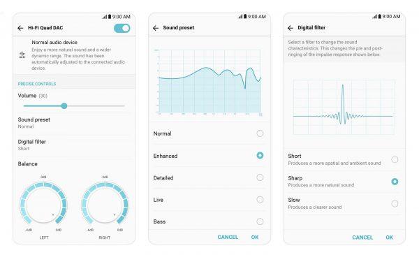 LG V30 Hi-Fi Quad DAC