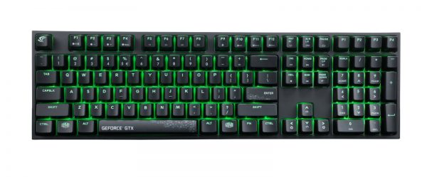 MasterKeys Pro L GeForce GTX Edition oben