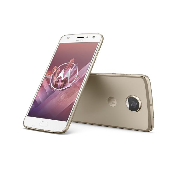Moto Z2 Play Fine Gold Duo