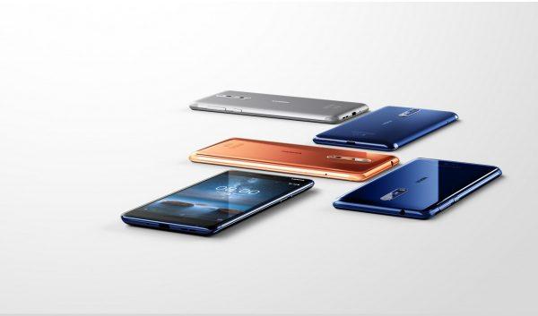 Nokia 8 Family