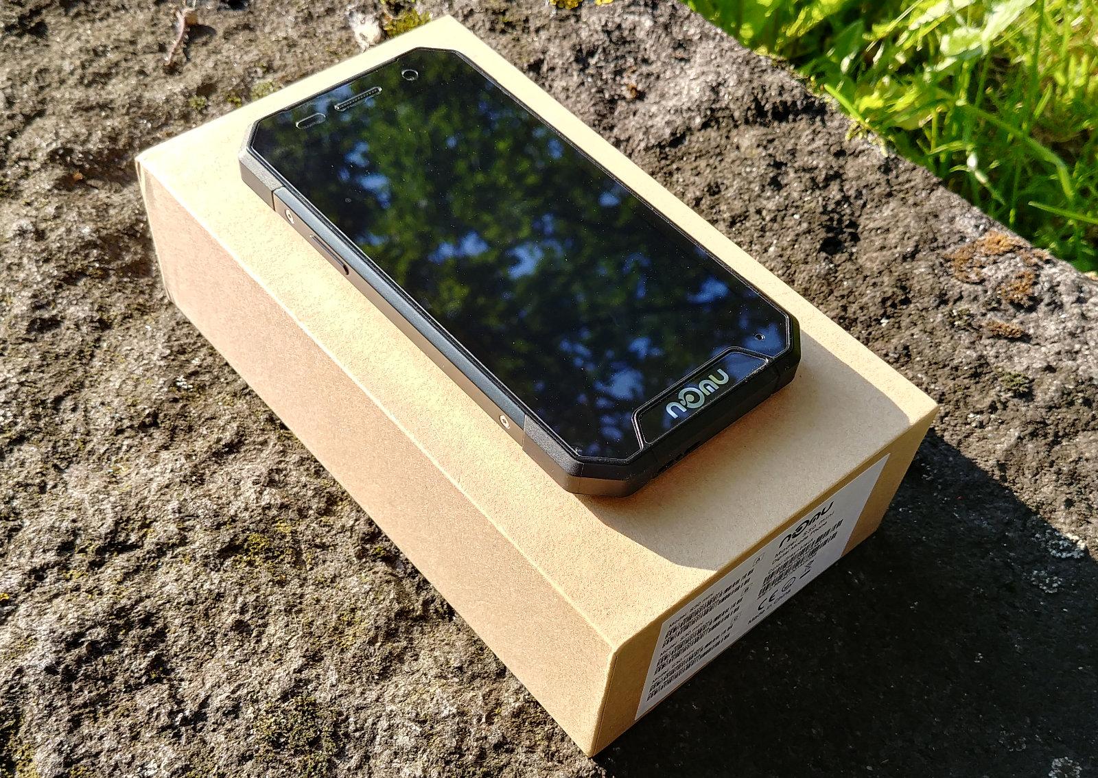 nomu s30 mini im test kompaktes outdoor smartphone hartware. Black Bedroom Furniture Sets. Home Design Ideas