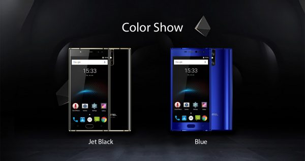 OUKITEL K3 Color Show