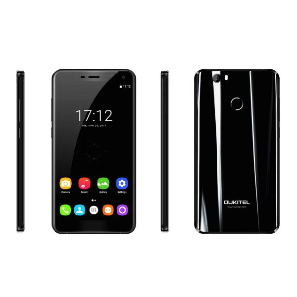 OUKITEL U11 Plus black