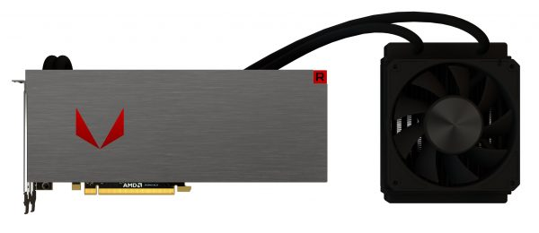 Radeon RX Vega Silver LiquidCooled