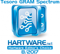 Tesoro GRAM Spectrum Award
