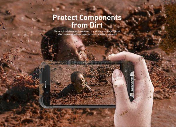 Ulefone Armor Dirt