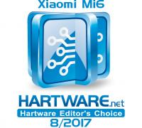 Xiaomi Mi6 Editor's Choice