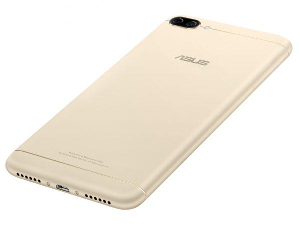 ASUS ZenFone 4 Max Gold hinten