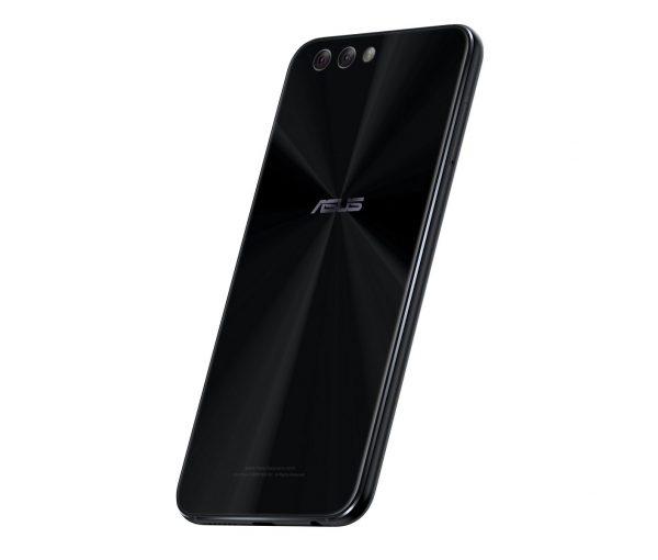 ASUS Zenfone 4 black hinten