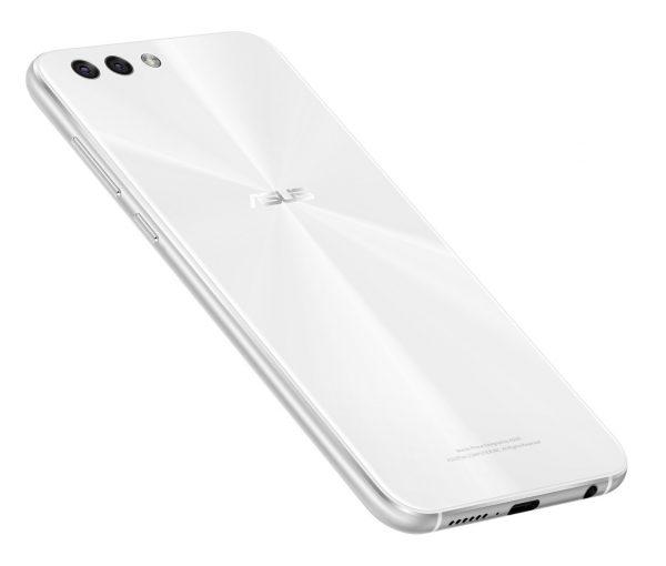 ASUS Zenfone 4 white hinten