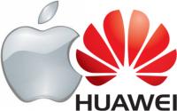 Apple und Huawei