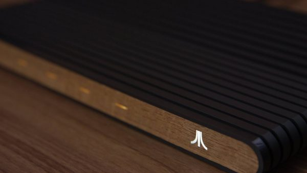 Ataribox closeup