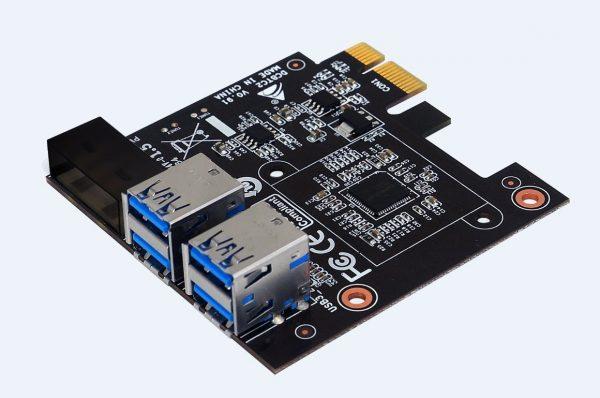 Biostar Crypto Mining Card