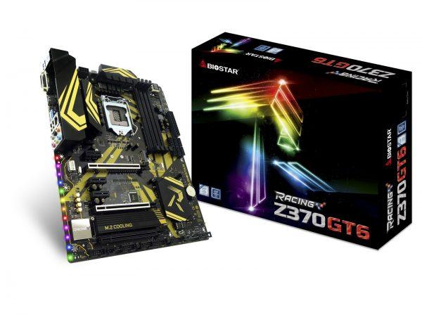 Biostar Z370GT6 Box
