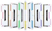 CORSAIR VENGEANCE RGB White DDR4