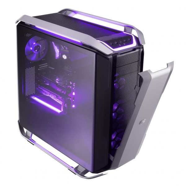 Cooler Master COSMOS C700P colored front