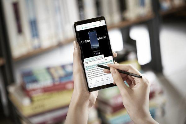 Galaxy Note8 Schnelle Übersetzungen