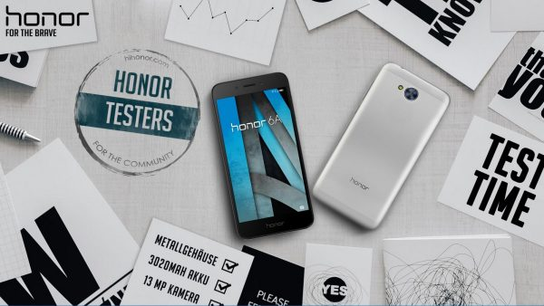 Honor 6A Testers