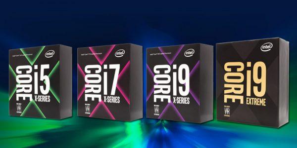 Intel Core X-Serie Boxed