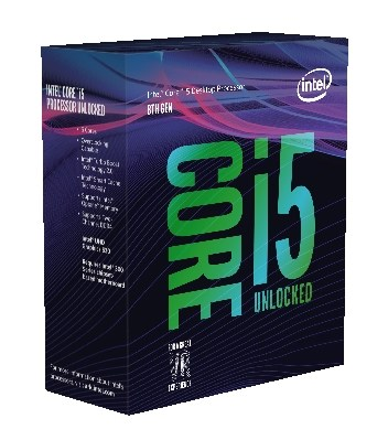 Intel Core i5 8th gen box