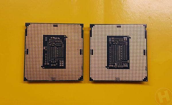 Intel Core i7-8700K und -7700K
