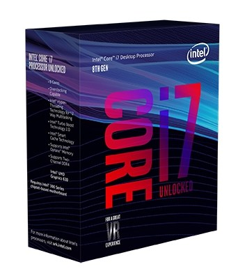 Intel Core i7 8th gen box
