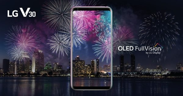 LG V30 OLED FullVision