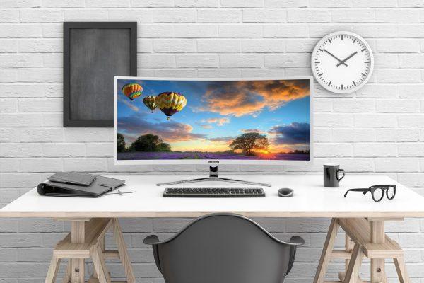 MEDION X58434 Schreibtisch