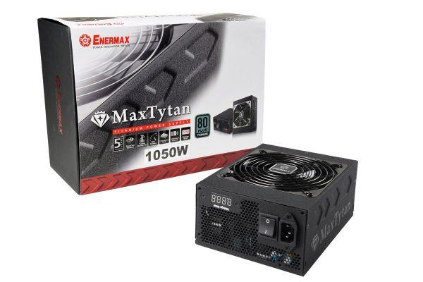 MaxTytan 1050W Box