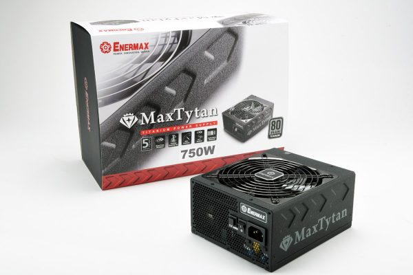 MaxTytan 750W Box