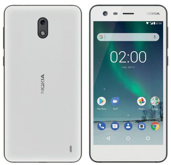 Nokia 2 White