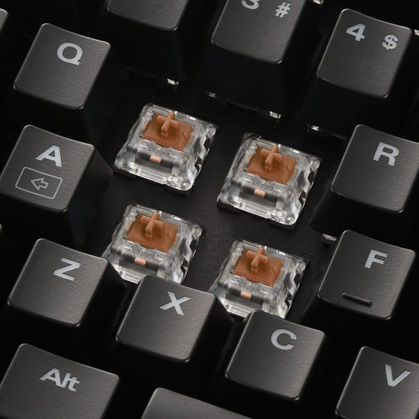 SKILLER SGK2 brown switches