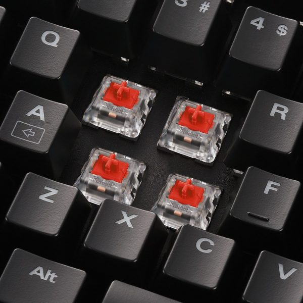 SKILLER SGK2 red switches