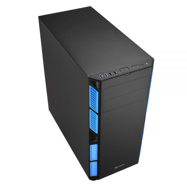 Sharkoon AI7000 Silent Blue